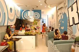 Mẫu tranh tường quán cafe MS07